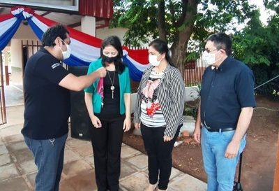 Remozado local de Supervisión Escolar gracias a inversión de la Gobernación – Diario TNPRESS