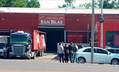 Guardia de Distribuidora San Blas es imputado por participar de asalto