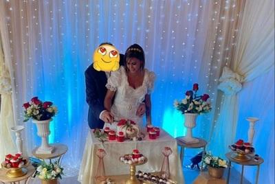 Jéssica Sly ¡se casó!
