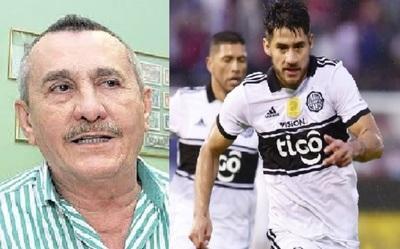 """Balotta sobre Tito Torres: """"Debe jugar, no opinar"""""""