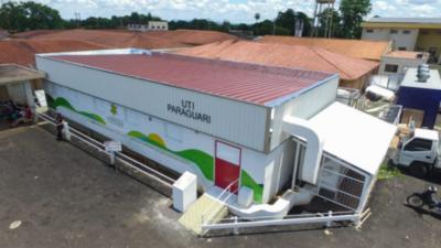 A fin de mes, Paraguarí quiere inaugurar Unidad de Terapia Intensiva