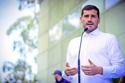 Iker Casillas retorna al Real Madrid como director de la Fundación