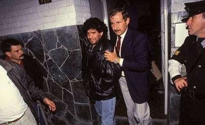 HOY / Drogas, camorra y prostitutas: El documental que cierra el cerco sobre Maradona y el crimen organizado en Nápoles