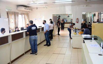 Reactivan cobro por transportes de contenedores en municipio esteño