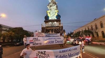Diócesis de Concepción apoyará búsqueda de secuestrados
