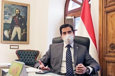 Canciller resalta resultados satisfactorios de la política exterior paraguaya pese a la pandemia