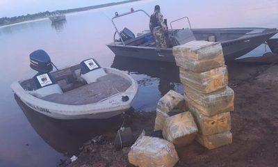 Militares decomisan más de 180 kilos de marihuana en área protegida