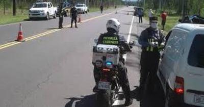 """Patrulla Caminera pone en marcha """"Operativo Fin de año 2020"""" con estrictos controles"""