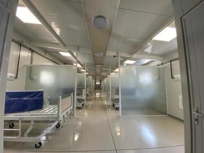 El jueves será inaugurado nuevo pabellón de contingencia del Hospital de Itauguá