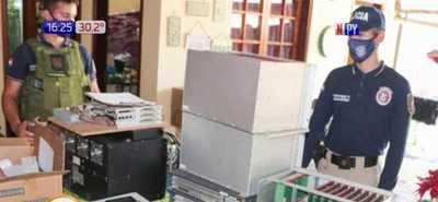 Sistema de desvíos de llamadas internacionales causa millonaria pérdida a Copaco