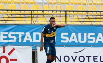 HOY / Otra vez Walter González marca un gol en Chile