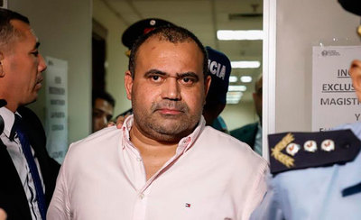 Juez ordena búsqueda internacional del hombre clave del caso Rolandinho