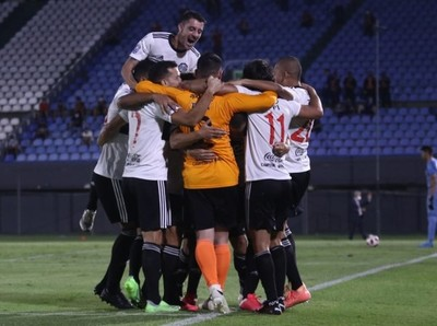 Olimpia, a semifinales