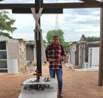 Crónica / Médico cuenta cómo ojapo liberación en cementerio
