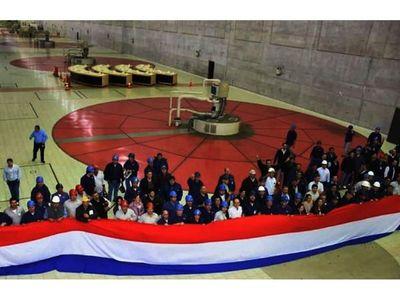 Lado paraguayo de la EBY se niega a uso irregular de turbinas