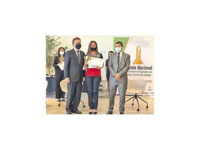 MIC acompañó premiación a varias empresas innovadoras
