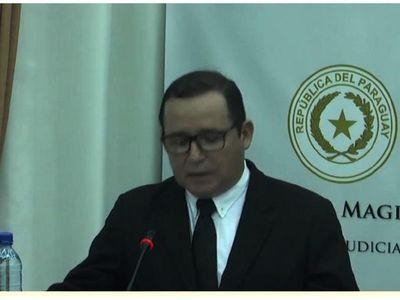 Tras presión, JEM evita blanquear a fiscal suspendido