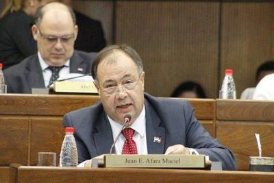 Juan Afara: durante el 2020, Congreso «estuvo a la altura de las necesidades del Ejecutivo»