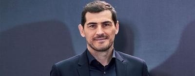 Iker Casillas trabajará en la Fundación Real Madrid