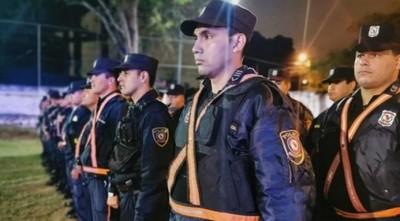 Acompañamiento policial fue un aliado estratégico para la lucha contra el covid