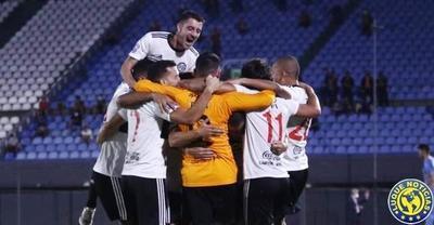 Superclásico: Olimpia, a semifinales •