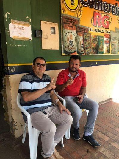 Hugo Rodríguez probable candidato a la Junta con Marcial Lezcano de la ANR