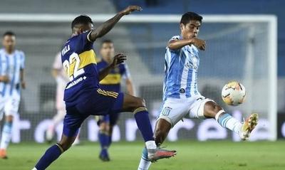 HOY / Racing y Boca definen hoy el último cupo a semifinales de la Libertadores