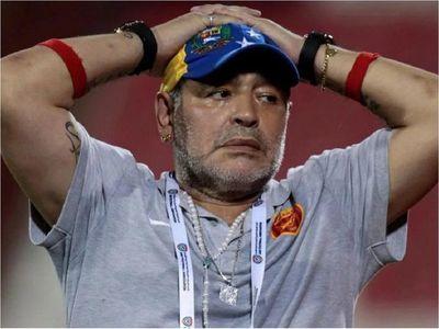 No había alcohol ni drogas ilegales en cuerpo de Maradona