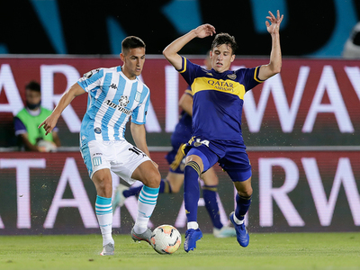 Boca Juniors y Racing definen el último semifinalista de la Libertadores