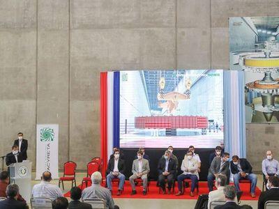 Yacyretá pone en marcha turbinas rehabilitadas