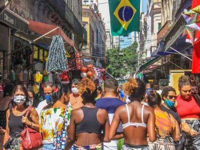 Pillan una nueva cepa de coronavirus en Río de Janeiro