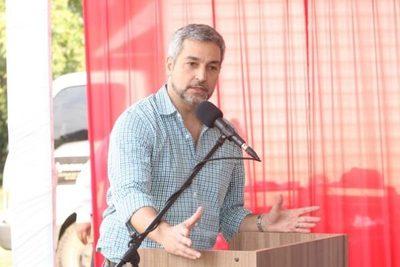 Abdo Benítez anuncia el inicio de los desembolsos de Pytyvõ 2.0