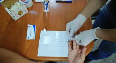 Inician estudios de seroprevalencia de COVID-19 en Asunción