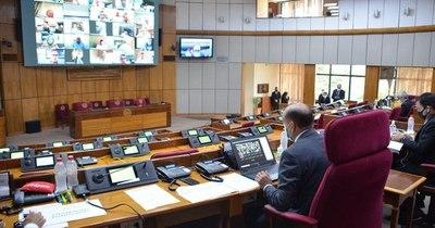 La Nación / PGN 2021 fue remitido al Poder Ejecutivo para su promulgación