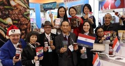 La Nación / Destacada presencia paraguaya en la feria Food Taipei 2020