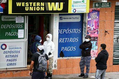 Las remesas a Ecuador se recuperan en el penúltimo tramo del año pese a la covid