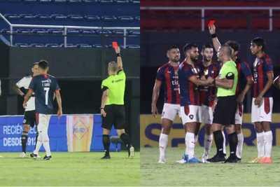 Luis De la Cruz y Alberto Espínola, expulsados en el clásico, volverán a jugar recién en el 2021