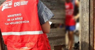 La Nación / Rescatan a niños víctimas de violencia física y psicológica en Villa Elisa