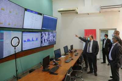 Centro de monitoreo permite a Aduanas controlar sistema informático las 24 horas