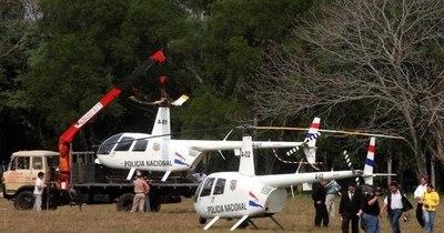 La Nación / Helicópteros: revocan resolución de jueza y Fiscalía decidirá si proceso contra españoles sigue