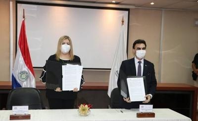 HOY / Ministerio Público concreta acuerdo para vivienda digna de funcionarios fiscales