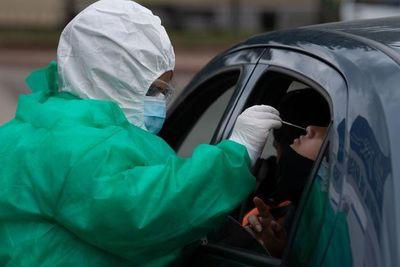 Uruguay alcanza doble récord con 712 nuevos contagios y ocho muertes