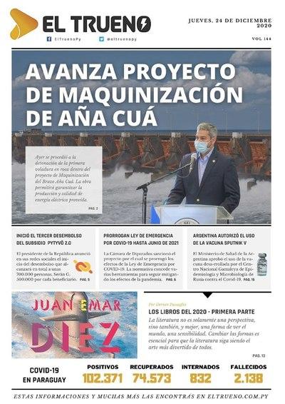 E-paper 24 de Diciembre 2020