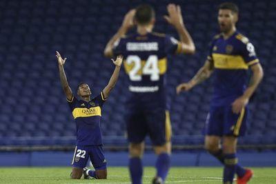Boca vence a Racing y avanza a semifinales