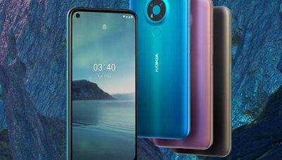 Nokia aspira ingresar a la gama media y de entrada de Paraguay con tres modelos