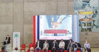 La Nación / EBY rehabilita unidades de energía y concreta voladura de Aña Cuá
