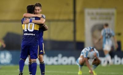 HOY / Boca se libra de Racing y se cita con Santos en semifinales