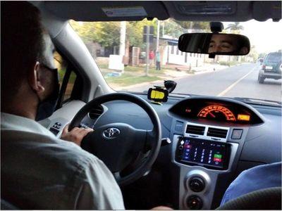 Conductor de Uber encontró a abuelo que estaba desaparecido