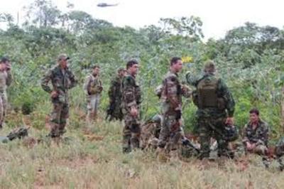 Detienen a integrante del clan Villalba, del EPP
