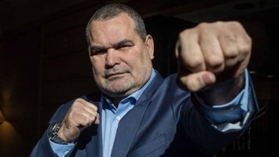 HOY / Chilavert confirma su intención de ir por la presidencia de la República